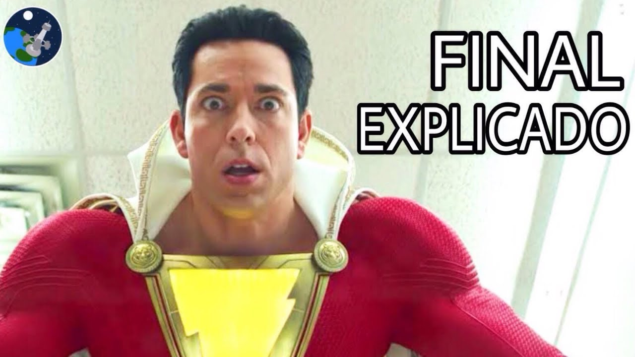 Qu significan las escenas post-crditos de Shazam!?