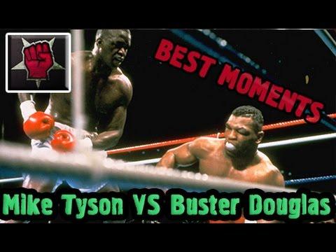 Mike Tyson ► BEST vs MOMENTS ◄ Buster Douglas |  KNOCKOUT
