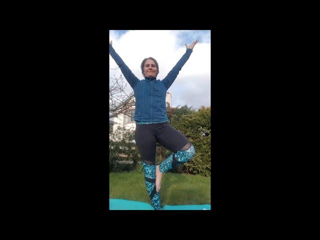 Kids Yoga with Mandy- Rainbow Breath & Tree Pose