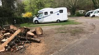 Hirzberg Camping Freiburg, April 2019, vieles wird neu