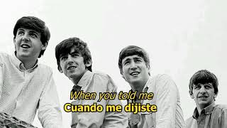 Watch Beatles Oh Darling video