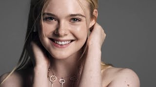 Tiffany & Co.— Elle Fanning