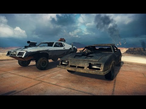 Mad Max PS4 - The Interceptor With The Magnum Opus Gameplay