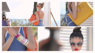 """Folli Follie Spring/Summer Collection 2014 """"Chic Wave"""" - Behind the Scenes"""