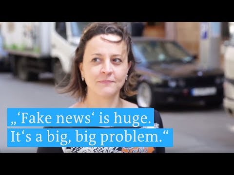 Digital Media Viability Lab in Beirut: Cristina Tardaguila, Agencia Lupa, Brazil   DW Akademie
