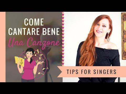 Come Cantare Bene una Canzone