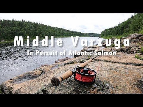 Middle Varzuga - Fast Paced Action From The Most Prolific Atlantic Salmon Beat In The World