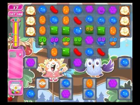 Candy crush 1678