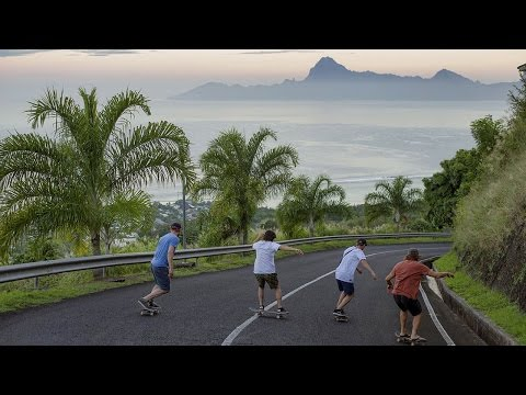 Skating in Tahitian Paradise | Some Like it Blue: Part 1