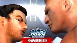 THE BREAK UP?!! | WWE Smackdown HCTP SEASON MODE (Ep 18)