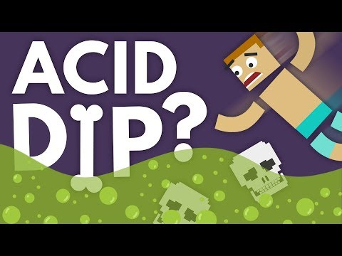 What Happens If Acid Touches Your Body? - Dear Blocko #20