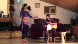 ritmo maghrebi