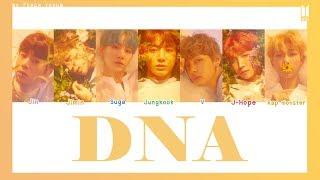 Video [COLOR CODED/THAISUB] BTS - DNA #พีชซับไทย download MP3, 3GP, MP4, WEBM, AVI, FLV Juni 2018