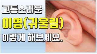 이명(耳鳴)치료(tinnitus)  - 통증 전문 물리…