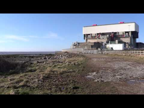 Video postcard of Heysham Nuclear Power Station