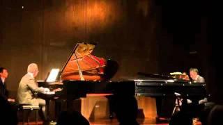 """2台ピアノ ローゼンブラット ROSENBLATT """"TANGO"""""""