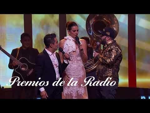 EZEQUIEL con un Roast a los artistas en Premios de la Radio 2017