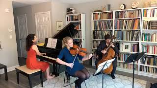 Violist Molly Carr | VC LIVING ROOM LIVE