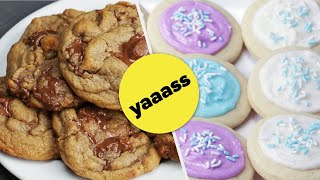 6 Easy Delicious Cookie Recipes