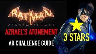 Batman Arkham Knight - Azrael