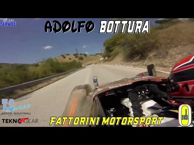 Adolfo Bottura// Osella PA21 jrb BMW// 55^ Cronoscalta Svolte di Popoli 2017