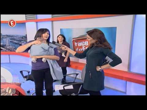 Μάρσιποι αγκαλιάς Αστεράκια στην τηλεόραση 6/12/2013