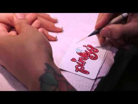 Rita Ora / Rimmel London Nail Tutorial :: Pinky's Nail Salon Toronto