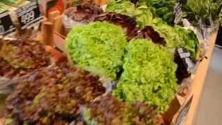 видео Развал для выкладки овощей и фруктов
