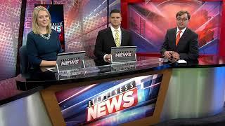 Meteorologist Ryan Belz's Eyewitness News First Forecast 10 16 18 730am