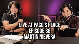 Martin Nievera - EPISODE # 39 The Paco Arespacochaga Podcast