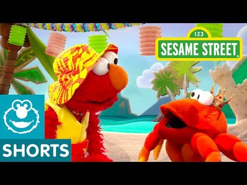 Sesame Street: Elmo the Musical: Beach