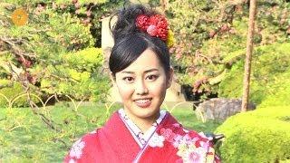 宮﨑香蓮が2014年に向けての意気込みを語る! 2013年12月4日に明治記念...