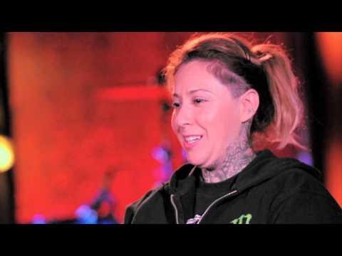 Drummer Chick ( Jordan Antidote) Interview