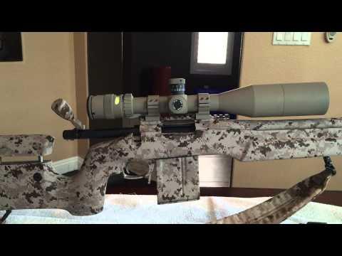 Remington 700 SPS Tactical AAC - SD