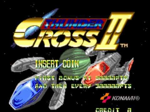 Cowabunga's Daily VGM#231 - Thunder Cross II - Dog Fight III