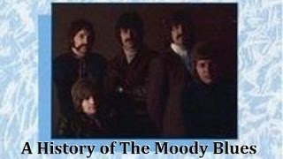 A History of The Moody Blues