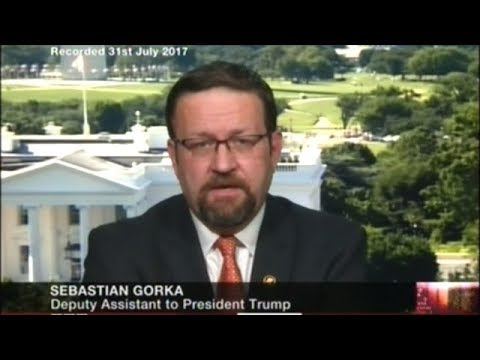 """You Can Insult Me On Television But I Actually Work For The President!"" Sebastian Gorka"