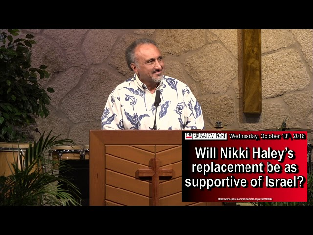 Bible Prophecy Update - October 14th, 2018