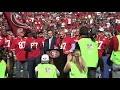 Dwight Clark addressed 49ers fans in touching halftime ceremony