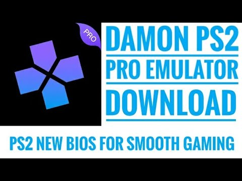 NEW PLAYSTATION 2 BIOS FOR DAMON PS2 PRO EMULATOR FOR SMOOTH GAMING ON ANY  ANDROID DEVICE-IN HINDI