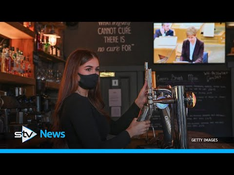Stricter hospitality restrictions set to come in across Scotland