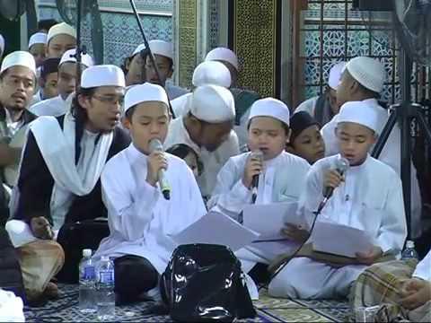 Qasidah Alfa Sholallah - Kump. Nurul Musthofa (MATIS)