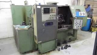 Video Ikegai, AX-25N, CNC Turning Center w/Tailstock - Online Auction at Machinesused.com download MP3, 3GP, MP4, WEBM, AVI, FLV Oktober 2018