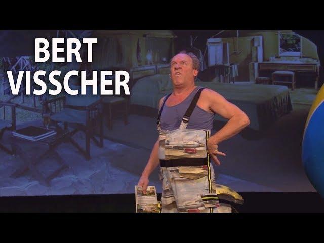 Bert Visscher - Zelden Zoiets Gezien- Glamping