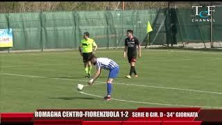 Serie D Romagna Centro-Fiorenzuola 1-2