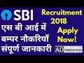 Sbi clerk recruitment 2018 एस बी आई क्लर्क 2018 संपूर्ण जानकारी
