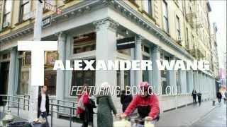 T By Alexander Wang Spring 2013 Campaign Ft. Bon Qui Qui