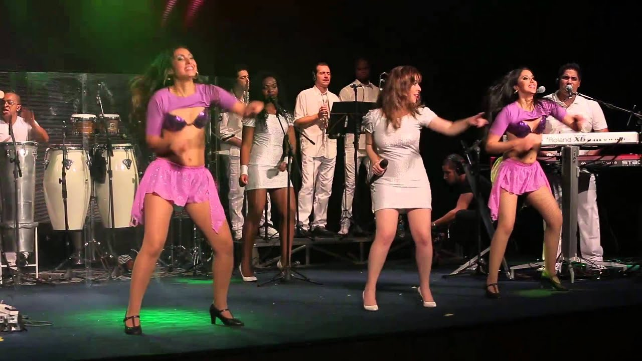 Banda Band It! - DVD - País Tropical/Arerê/Fio Maravilha