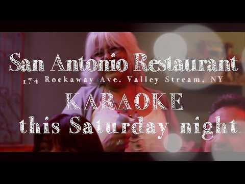 San Antonio Restaurant Karaoke