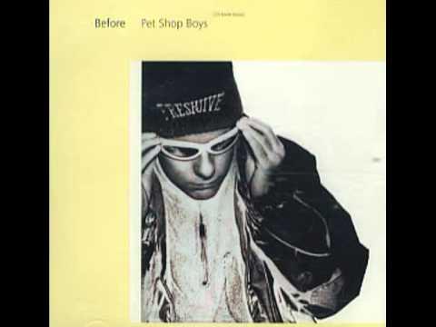 Pet Shop Boys,Before - d.t.'s after mix mp3